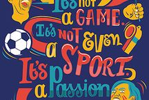 Because Fútbol / Soccer, World Cup / by Ruja Entcheva