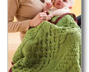 Knit/Crochet Baby Patterns / Style starts young! Explore cute and cozy patterns for your little one.  / by Interweave