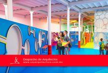 Museo Infantil de la Constancia Mexicana / Desarrollo de Proyecto Arquitectónico del Museo Infantil de la Constancia Mexicana, desarrollado por Soy Arquitectura.
