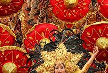 SINULOG IMAGES / SINULOG festival of Cebu city