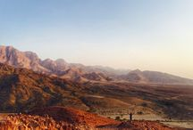 Jordan Travel / Sleeping under the stars. Walking the Mars-like landscapes. Living with a Jordanian family. Picking wild berries. Hiking the northern mountains. Mezzes.