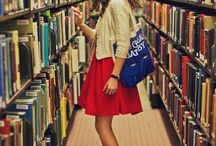 books / in love with books and places with books
