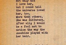 Beautiful Words / by Alexandria Cantrell