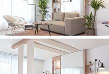 Space saving interiors