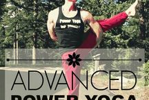 """What About Bob"" Power Yoga"