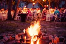 Wedding Chillout Zones / If your hosting a wedding festival weekend, make sure you have uber cool chill out zones for your guest to relax and enjoy the party!