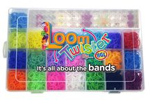 Rainbow Loom Twisters / This must-have accessory is great fun for kids to teens. Have loads of fun creating your own unique friendship bracelets, charms, rings and more with easy to follow, simple instructions.