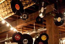 14 Garage Band/Music lovers DIY wedding