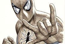 Uomo il ragno