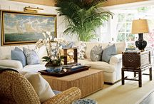 Beach House Interiors / by Christine Hyder