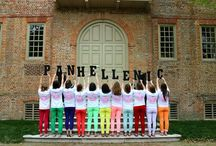 Panhellenic / by Mary Olson