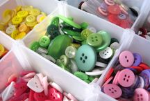 Buttons! Buttons! / by Elizabeth Martinez