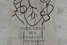 Inima este un depozit al iubirii infinite.