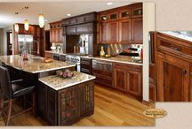 Homey Elegance - Showplace Cabinets / Arlington and Pendleton Door Styles