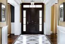 Entryway / by Christine Shoup