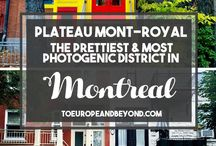 Discover Montreal