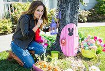 Paasfees jag/ Easter hunt