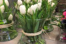 Kvetiny dekorace