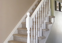 Railing makeover / by Cate Hennard