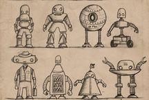 Bots, baby. / by Bailey Blu