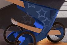Baby carriage design