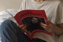 Reading aesthetic
