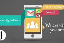 Contact Us / We are where you are!