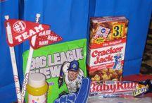 Baseball Birthday Party / by Ashlea Carnley