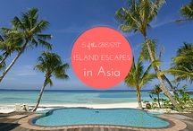 5 of the Best Island Escapes in Asia