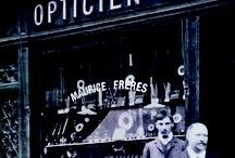 OLD SCHOOL OPTICALS / Vintage optical stores.