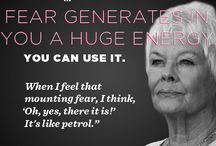 The Love Quotes Celebrity Quotes : REPIN THIS if you totally agree with Judi Dench, and see 9 more quotes to live b…