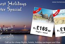 Low Cost #Holidays - #Easter Special