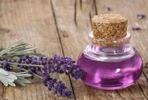 Essential oils and home remedies