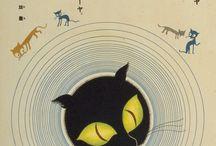 Vintage Japanese children's illustration