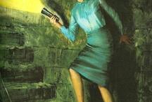 Nancy Drew / Love vintage Nancy Drew books!