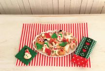 Miniature Christmas Baking and Cakes