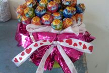 Lollipop Bouquet in a Pot / These are $50