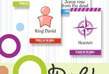 Bible Stuff for Kids/VBS/AY Activites