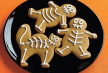 Halloween & Xmas baking for students / by Laura Mackler