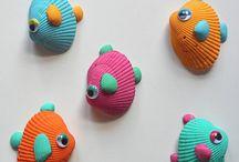 Fisk og havdyr
