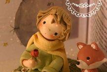 Cuentos. El Principito / The Little Prince / Ideas y manualidades sobre el cuento El Principito