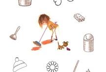 floddertje schoonmaken