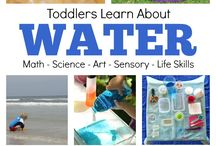 Water activities for toddlers
