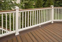 Trex / Conrad Lumber Company offers Trex!