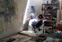 Artists' Work Spaces