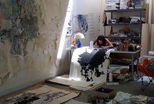 studio / by Liva Cabule
