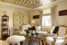 Living area - 1st floor / by Susana Gadala-Maria