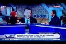 Risale-i Nur Cemaati ile Gülen Hareketi  / Metin Karabaşoğlu, Kadraj programında Risale-i Nur Cemaati ile Gülen Hareketi arasındaki temel farklılıkları konuştu.  Karabaşoğlu, Risale-i Nur talebelerinin eser merkezli olduğunu, Gülen Cemaatinin ise kişi merkezli olduğunu dolayısıyla hegemonik ve kısıtlayıcı bir yapısı olduğu yorumunu yaptı. . http://www.ahaber.com.tr/Gundem/2013/12/03/gulen-hareketi-ile-nur-cemaatinin-farki
