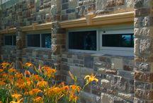 Limestone Gallery / Images of our limestone veneer.