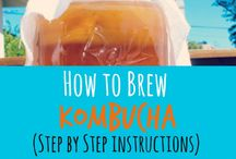 K is for Kombucha